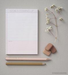 Notesblok fra vissevasse