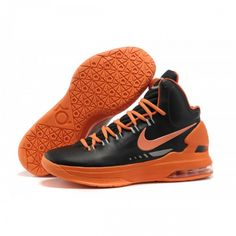 check out 4b823 276b2 Discount Buy Cheap 2013 KD 5 Kevin Durant Black Orange Basketball Shoes For  Sale Shoes Nike