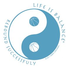 Rebound Sucessfully Short Sleeve #Basketball T-Shirt for men and women $28 http://www.lifeisbalance.com