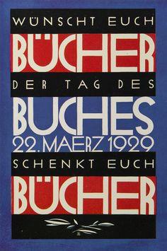 Joseph Binder, detail of poster in Colour in Advertising, Studio, London, 1934