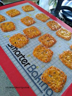 SmarterBaking Silicone Baking Mat - Product Review - Oh Sweet Mercy