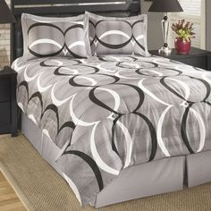Primo Alloy Comforter Set