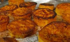 Baked Spiced Yams.  Check this out for a Thanksgiving option!  Perfect for the season and #cambiaticlean