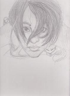 Sketchy #793: Kathy Ruiz by Orson Davis Jr.