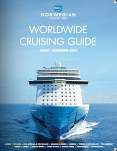 Latest Issue Of Disney Cruise Line Brochure Virtual Brochure - Cruise ship brochure