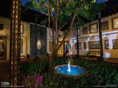 ホノルルにある豪邸「シャングリ・ラ(地上の楽園)」(米国ハワイ州) | ナショナル ジオグラフィック(NATIONAL GEOGRAPHIC) 日本版公式サイト