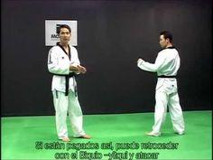 "Taekwondo: Tecnica de combate vol.2/4 ""step & feint motion"" - YouTube"