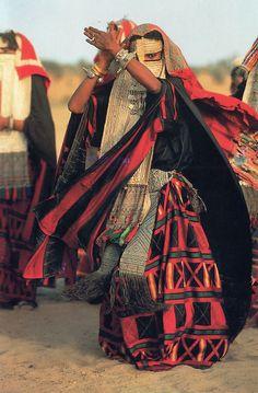 Eritrean Dancer
