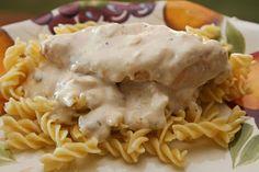 Cooking for Chris: Creamy Crockpot Italian Chicken