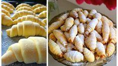 BeFunky-collage15-1024x601-623x350 Czech Recipes, Ethnic Recipes, Tasty, Yummy Food, Baked Potato, Baking Recipes, Nutella, Almond, Deserts