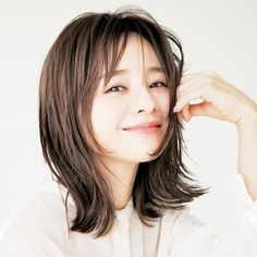 Hair Arrange, Short Fringe, Hair Images, Japan Fashion, Cut And Style, Role Models, Hair Inspiration, Asian Girl, Fashion Beauty