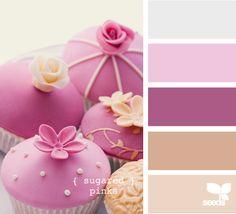 sugared pinks