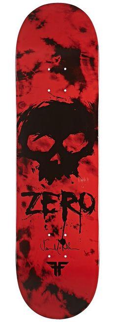 Zero Thomas Fallen Blood Skull Deck