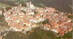 Walled city of Barga medieval hilltop town in Tuscany Garfagnana Lucca Italy on welcometuscany.it