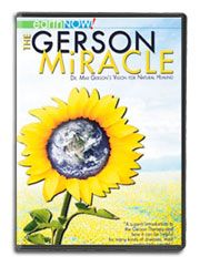 The Gerson Miracle :: Therapy that has proven to cure cancer and most other chronic and degenerative diseases.