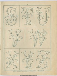 Free Historic Old Pattern Books: Sajou No 342