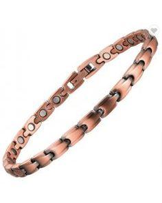 100% Copper Magnetic Bracelets Unisex Pure Copper, All Brands, 100 Pure, Anklets, Link Bracelets, Magnets, Pandora, Pure Products, Unisex