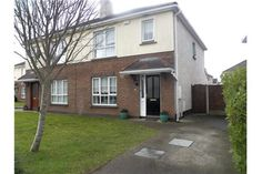 Semi-detached House - For Sale - Lucan, Dublin - Semi Detached, Detached House, Lorraine, Business Travel, Dublin, Property For Sale, Shed, Real Estate, Houses