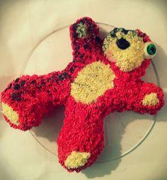 Breaking Bad Bear Cake