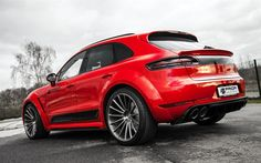 Prior-Design Porsche Macan Picture from our gallery, which contains 12 high resolution images of the model. Sport Suv, Auto Motor Sport, Motor Car, Porsche Suv, Porsche Macan, Infinity Suv, Suv 4x4, Wide Body Kits, Best Suv