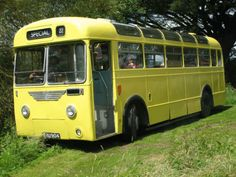 1955 Leyland Tiger Cub Classic Bus, vintage camper, holiday accomodation. | eBay
