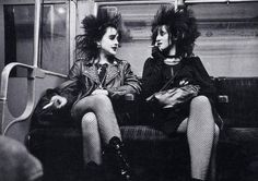 70's punk fashion - Google Search