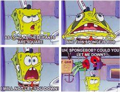 spongebob <3 this is my absolute favorite part!