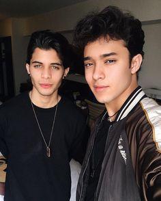 Erick and Joel