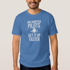 Helicopter Pilots GIUF T Shirt
