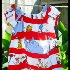 Dr.Suess dress for Natalie