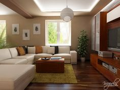 Bright and Inviting Modern Living Rooms for the Spring