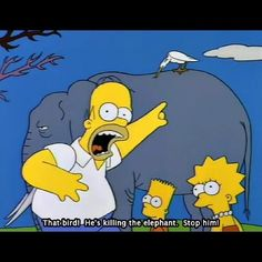 The Simpsons Funny Picture & Animation Simpsons Funny, Simpsons Quotes, The Simpsons, Best Tv Shows, Favorite Tv Shows, My Favorite Things, Best Funny Pictures, Funny Photos, Los Simsons