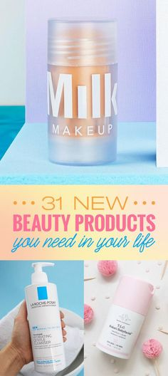 31 New Beauty Products You Should Try, Like, ASAP