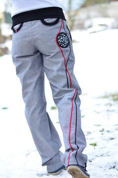 Když Karkulka poprvé oblékla džíny (na objednávku) Sweatpants, Fashion, Moda, La Mode, Sweat Pants, Fasion, Fashion Models, Trendy Fashion