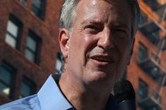 """De Blasio creates new tenant protection office, says city will seize buildings from """"the worst landlords"""" Bill De Blasio, Being A Landlord, Estate Homes, Buildings, Real Estate, City, Real Estates, Cities"""
