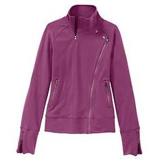 Jacket or sweatshirt? Love the color and the shape.
