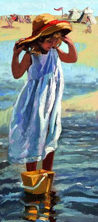 Memories of Summer II-Sheree Valentine Daines-