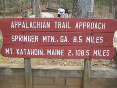 Hike the Springer MTN part of Appalachian Trail with my Best Friend Tricia.Hopefully this year. Thru Hiking, Hiking Gear, Hiking Trails, Appalachian Trail Georgia, Amicalola Falls, Baxter State Park, Maine, I Carry Your Heart, Surfing Pictures