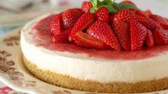 Cheesecake vegano