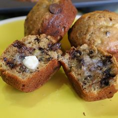 A quick and easy recipe that only take a couple minutes to whip up and just 25 minutes to bake.