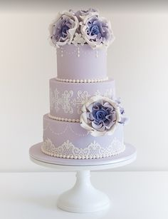 Cake: COCO CAKES; Unique and Elegant Wedding Cake Ideas