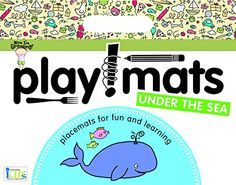 Now I'm Growing! Playmats: Under the Sea  - Holli Conger