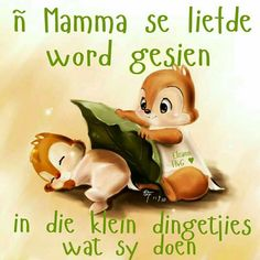 Mamma se liefde