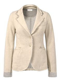 Italian Chic, Malene Birger, Fun Prints, Just In Case, Oatmeal, Dress Up, Collections, Blazer, Wool