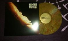 Memphis May Fire - Unconditional - Colored LP + CD