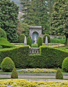 Ville e Giardini (@ Villa D'Este), Como, province of Como, Lombardy region Italy.