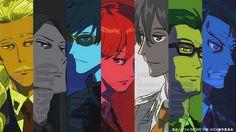Vídeo promocional, reparto y equipo del Anime ACCA: 13-ku Kansatsu-ka.