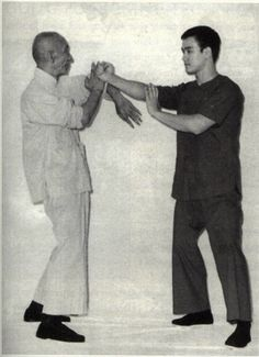 ~Ip Man & Bruce Lee~