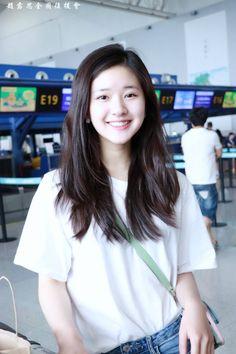 Triệu Lộ Tư Asian Cute, Cute Asian Girls, Cute Girls, Beautiful Chinese Girl, Most Beautiful Faces, Prity Girl, Cute Young Girl, China Girl, Girl Photography Poses