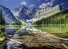 Rawson Lake Peter Lougheed Provincial Park Alberta Canada[OC][4097x2969]